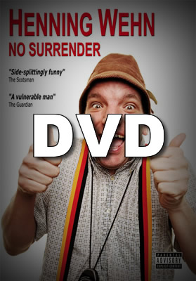 NO SURRENDER DVD