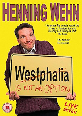 WESTPHALIA IS NOT AN OPTION DVD